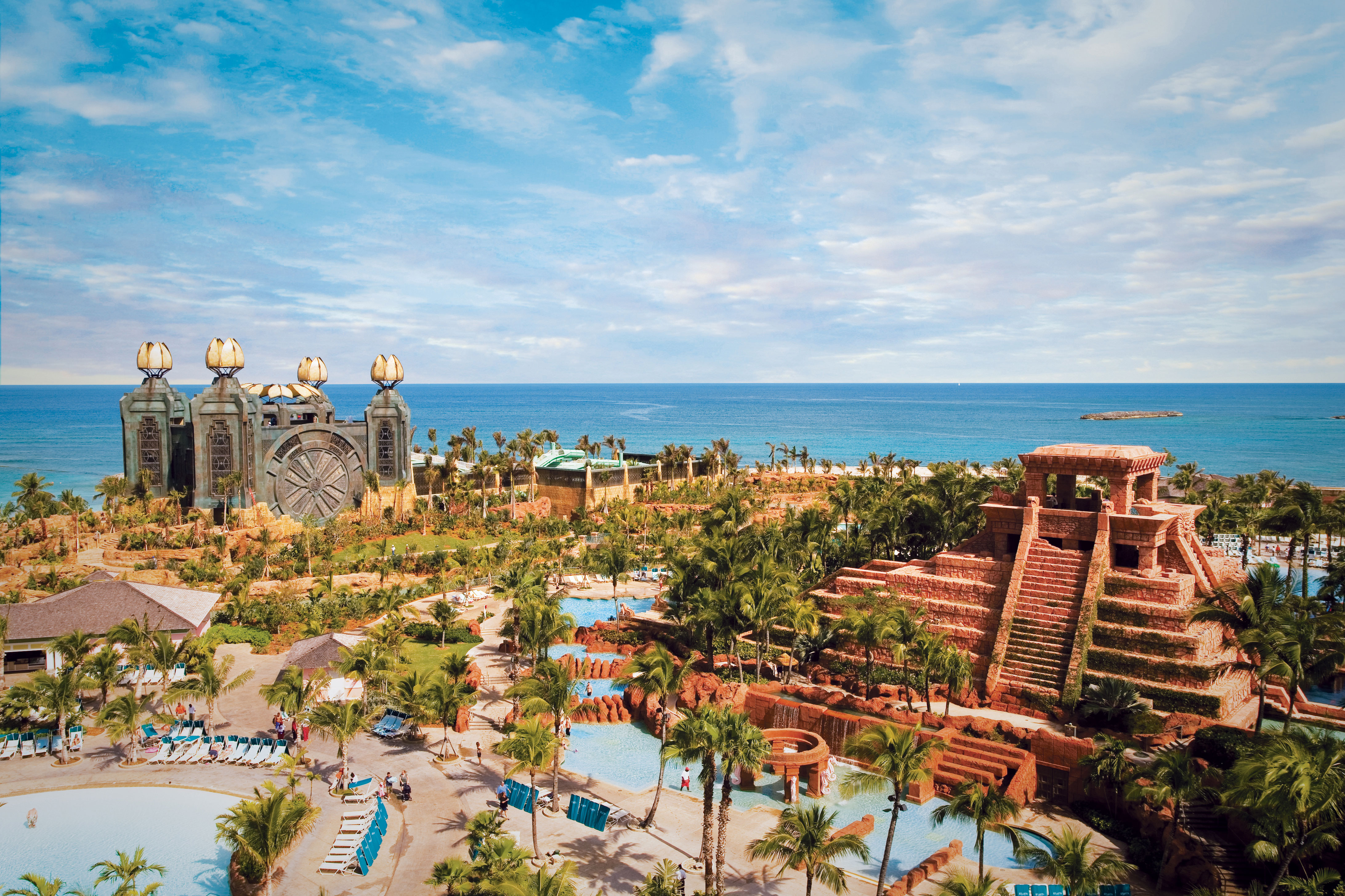 The Cove Atlantis  Bahamas Honeymoon Packages  Honeymoon