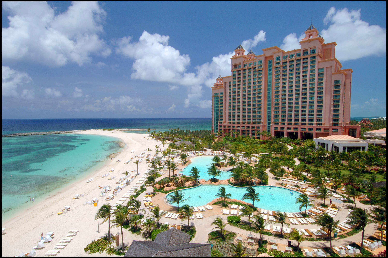 The paradise island