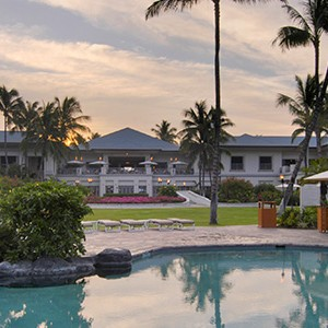 Fairmont Orchid spa