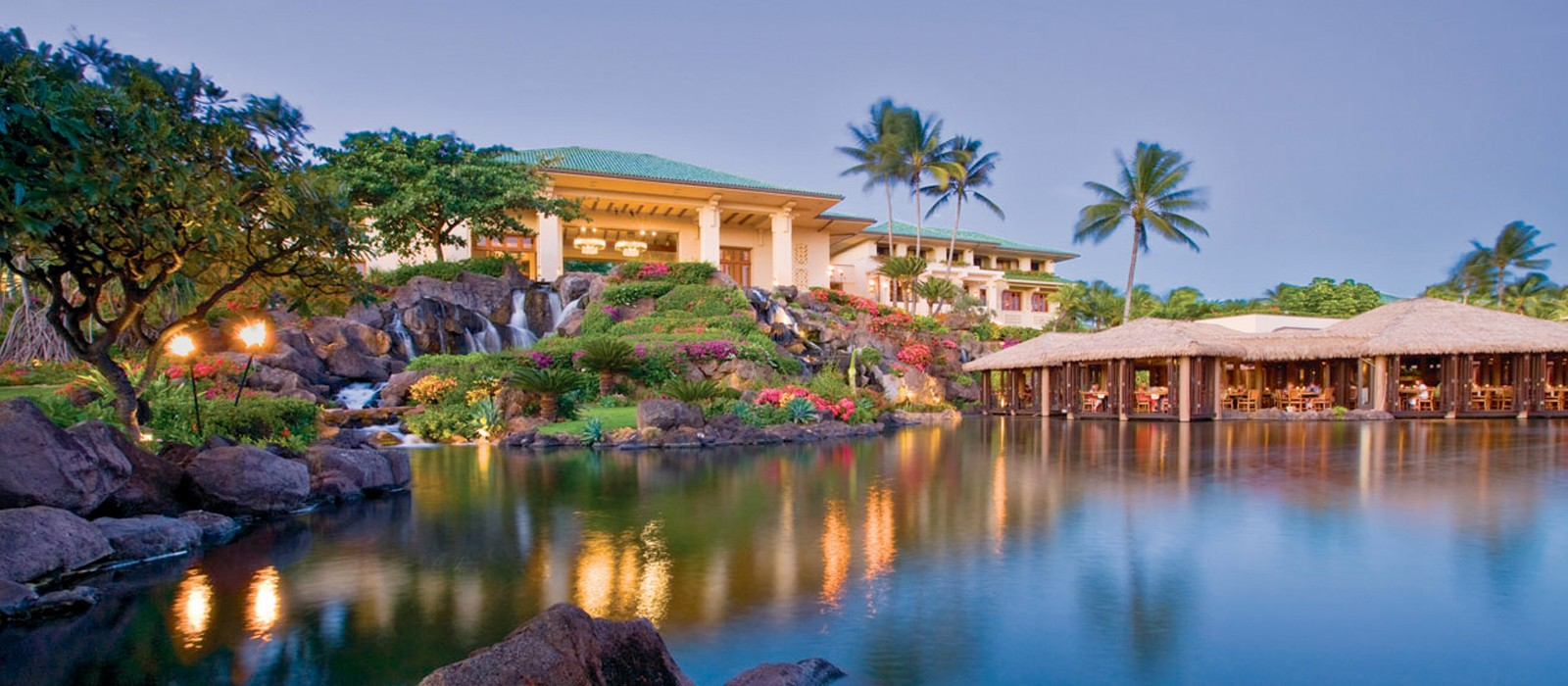 Grand hyatt kauai hawaii honeymoon packages honeymoon for Honolulu honeymoon all inclusive