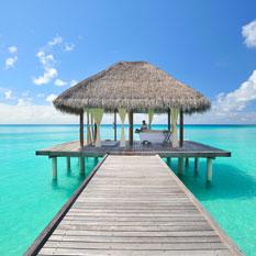 Kuramathi, Maldives, spa