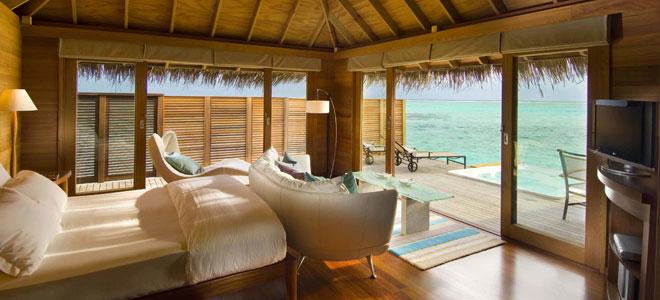 Conrad maldives rangali island honeymoon packages for Hotel conrad maldives rangali island resort