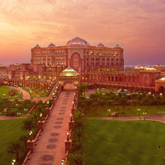 Emirates Palace overview