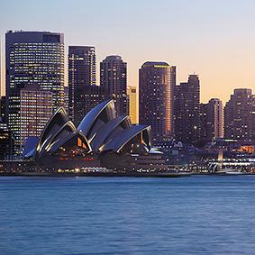 Shangri-La Sydney - Cover