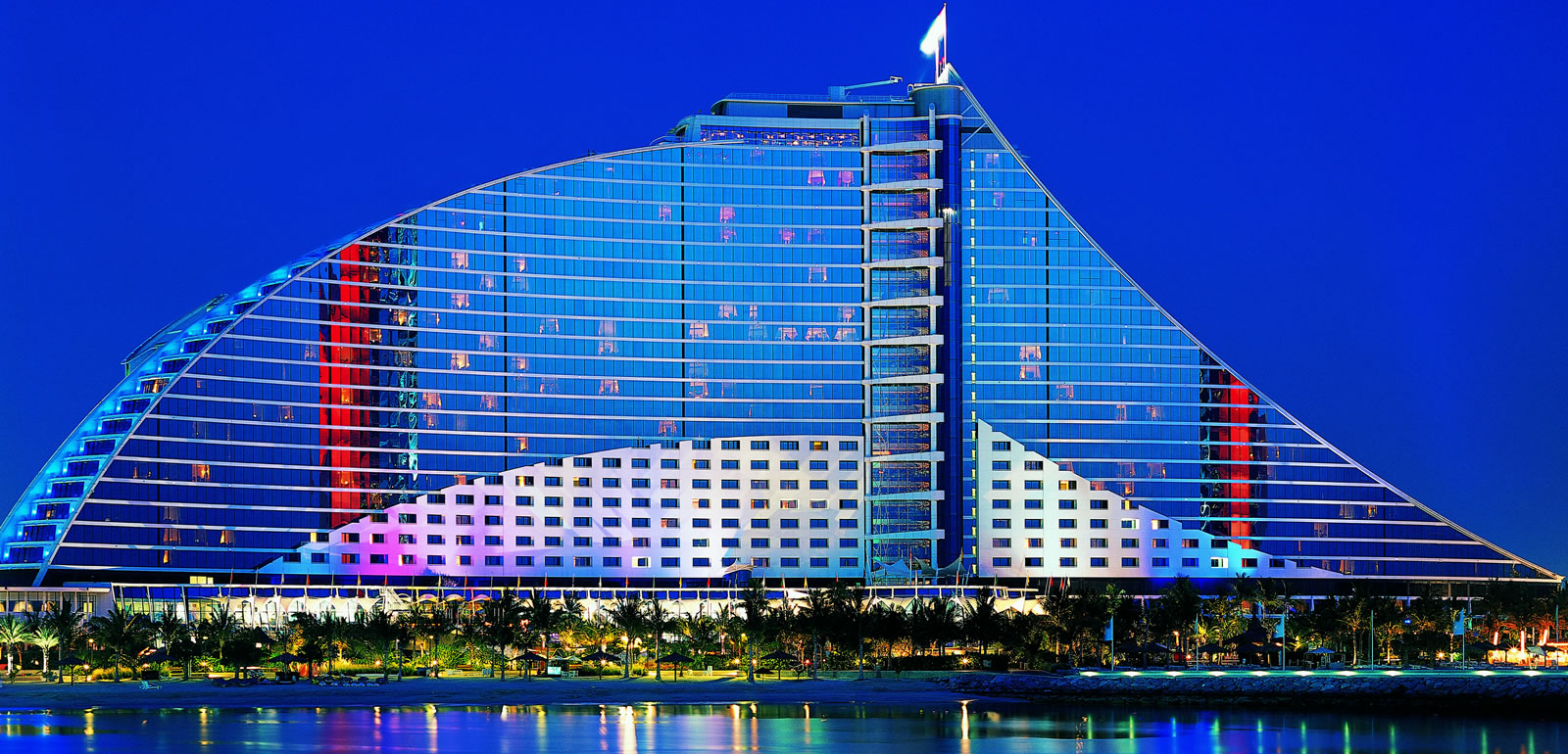 Jumeirah beach hotel dubai honeymoon packages for Best hotels in dubai for honeymoon