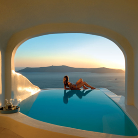 sunrocks santorini grece honeymoon packages thumbnail