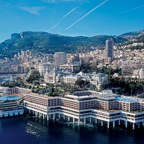 Fairmont Monte Carlo - Cover
