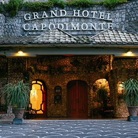 Grand Hotel Capodimonte - Italy Honymoon Packages - thumbnail