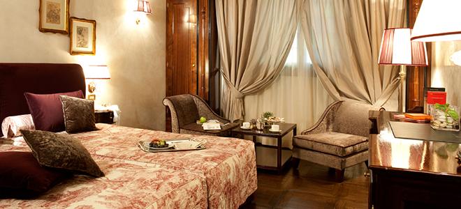 Italian Honeymoon Packages All Inclusive: Grand Hotel Balgioni Florence