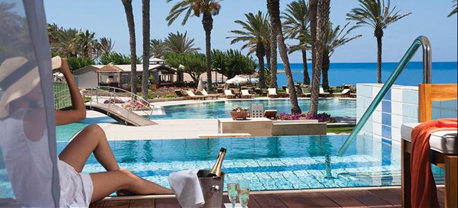 Constantinou Bros Asimina Suites - Cyprus Honeymoon Packages - pool