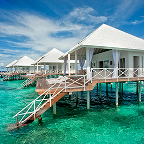 Diamonds Thudufushi - maldives honeymoon packages - thumbnail