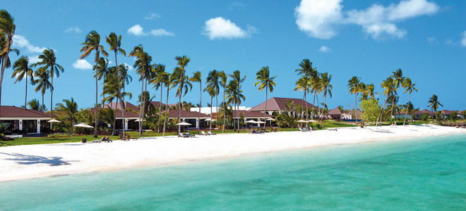 The Residence Zanzibar - Zanzibar Honeymoon Packages - beach 2