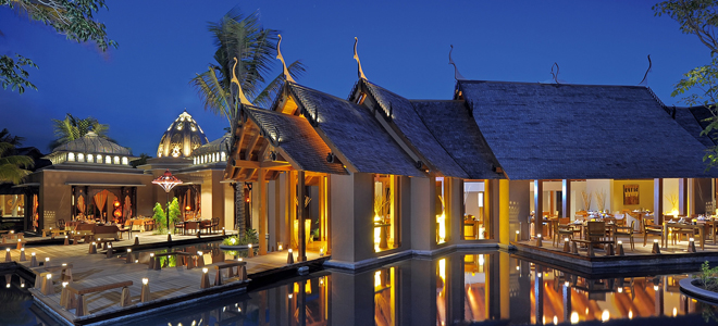 Trou Aux Biches - Mauritius - Honeymoon Packages - Night