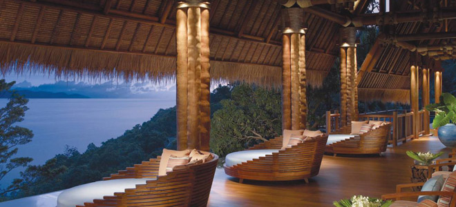 four seasons koh samui - thailand honeymoon packages - loungers