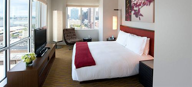 honeymoon packages New York - Ink 48 - Bedroom 1