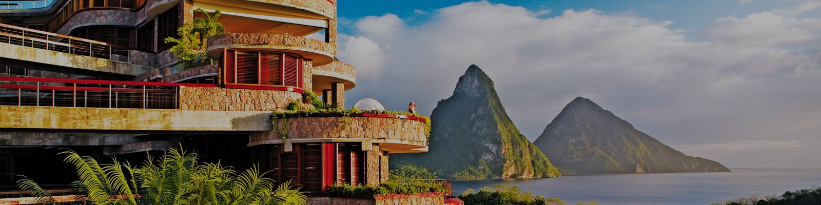 jade mountain st lucia honeymoon