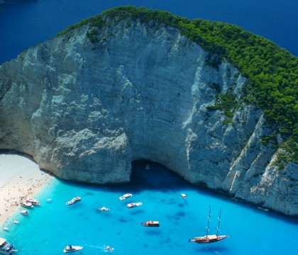 a picture of Greece
