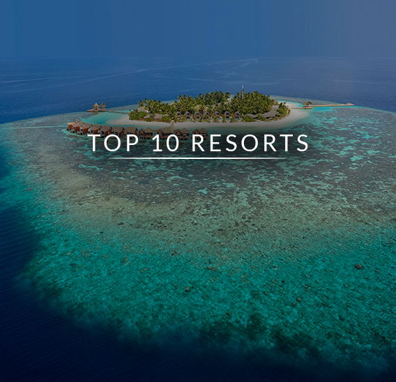 top 10 resorts what's hot