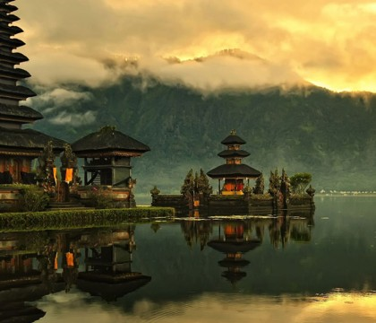 a picture of Bali