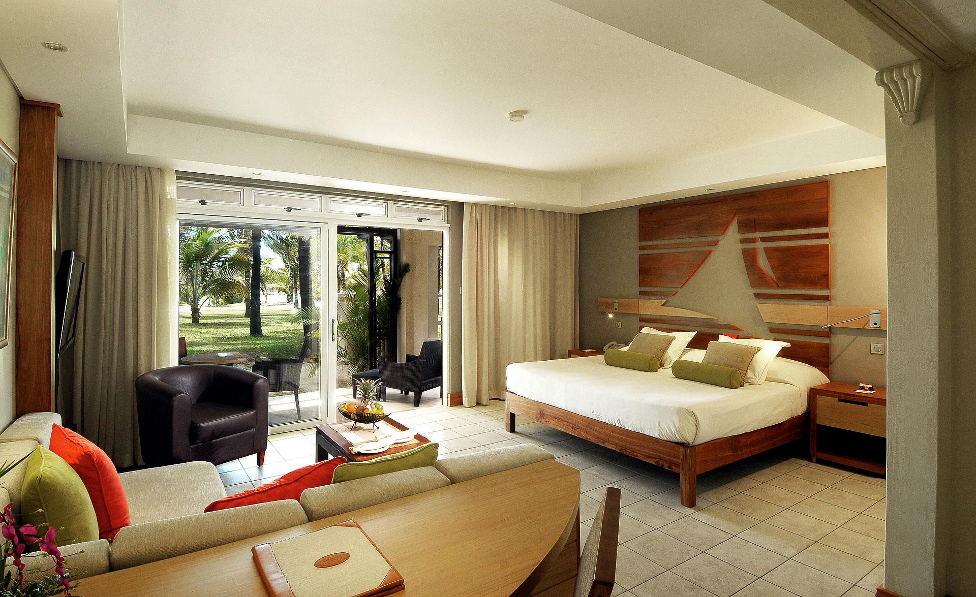 Deluxe Room Hotel Shandrani Resort Spa Mauritius