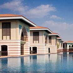 Dubai and mauritius honeymoon - zabeel saray