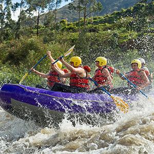 Bali White Water Rafting - Thumbnail