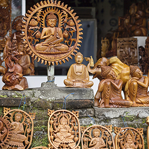 Ubud Arts & Crafts Shopping Tour - thumbnail