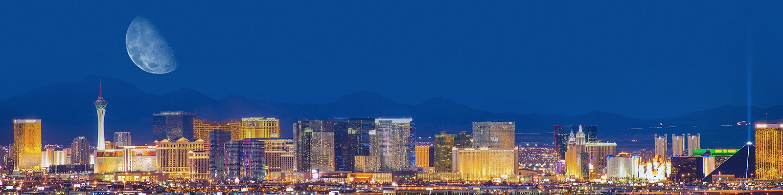 las vegas honeymoons header