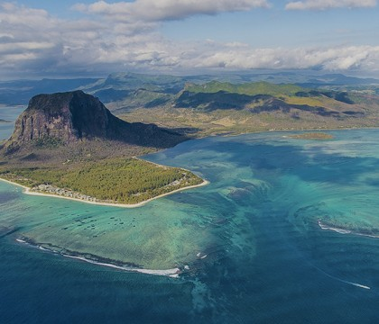 a picture of Mauritius