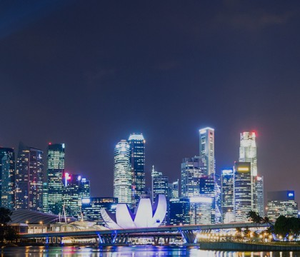 a picture of Singapore