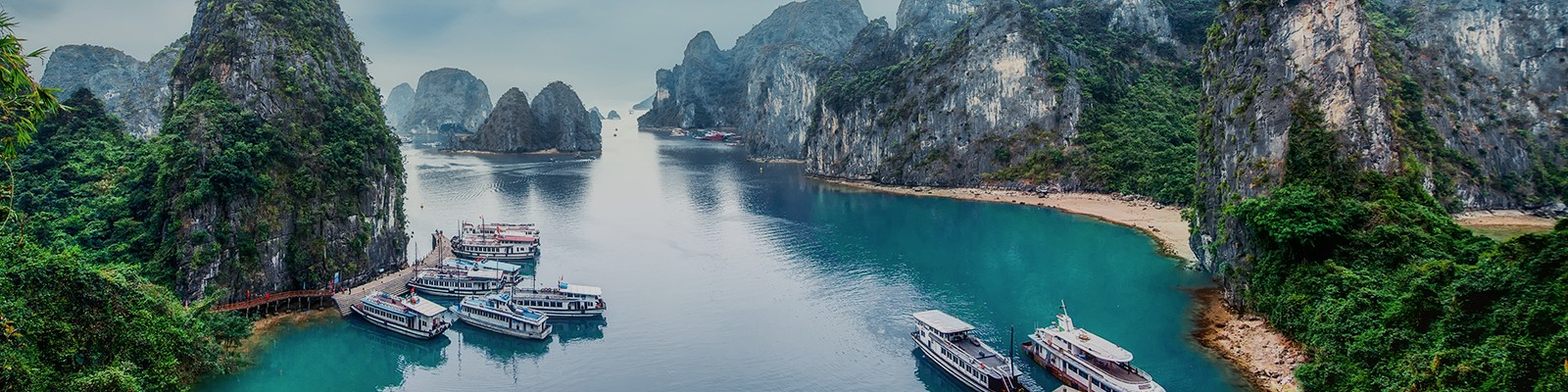 vietnam honeymoon packages header