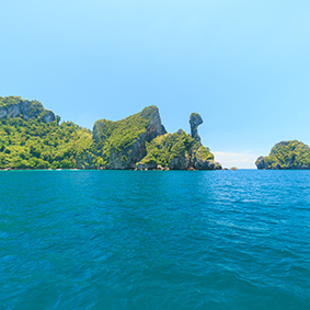 Four Islands by Speedboat - Thailand Excursions - thailand Honeymoons - thumbnail