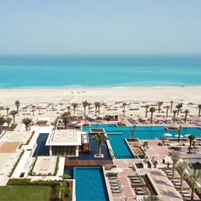 St Regis Saadiyat Island Resort - Abu dhabi honeymoons - Thumbnail