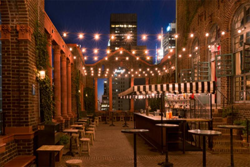 top best rooftop bars in new york honeymoon dreams