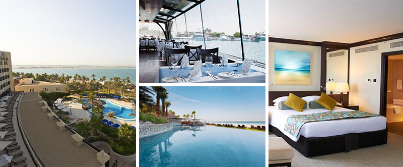 Bianca explores the most luxurious hotels in dubai for Best hotels in dubai for honeymoon