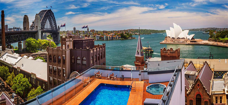 Holiday Inn Old Sydney Australia Honeymoon Packages