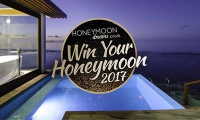 WIN your honeymoon!