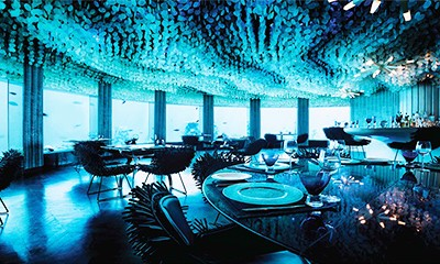 The world's most amazing underwater hotels