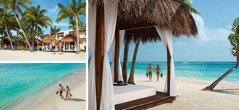 beach - reasons why you should honeymoon at secrets resorts - luxury all inclusive honeymoons