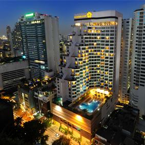 the remembrandt - thailand and dubai multi centre - thailand multi centre honeymoon packages