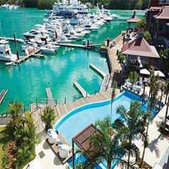 Eden Bleu Hotel - Luxury Seychelles Honeymoon packages - thumbnail