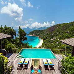 Four Seasons Resort Seychelles - Luxury Seychelles Honeymoon packages - thumbnail