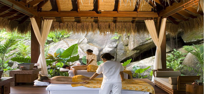 Maia luxury resort and spa luxury seychelles honeymoon for Luxury spa weekends for couples