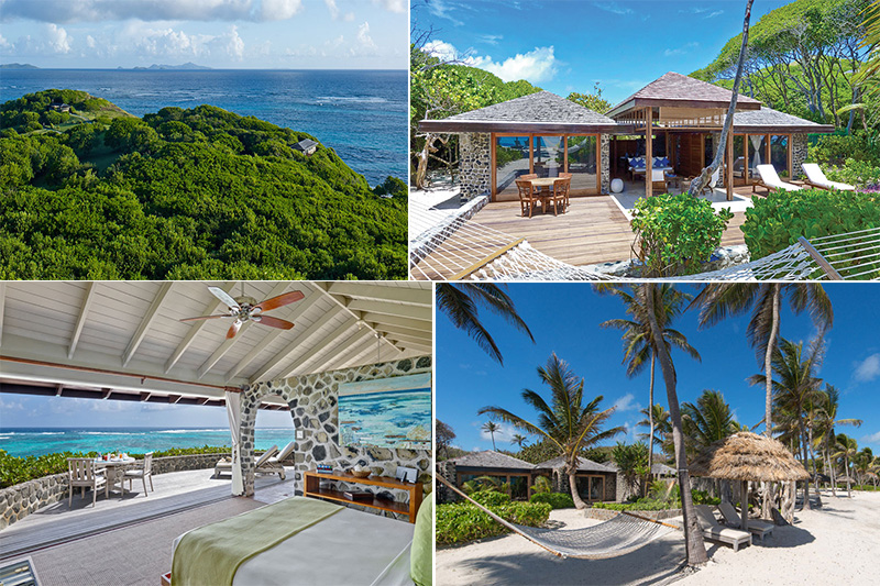petit st vincent - caribbean blog - accommodation