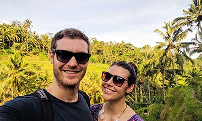 Caralyn explores Kuala Lumpur and Bali