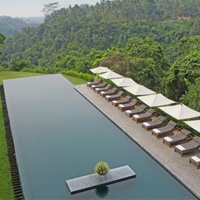 alila ubud - singapore and bali multi centre honeymoon package
