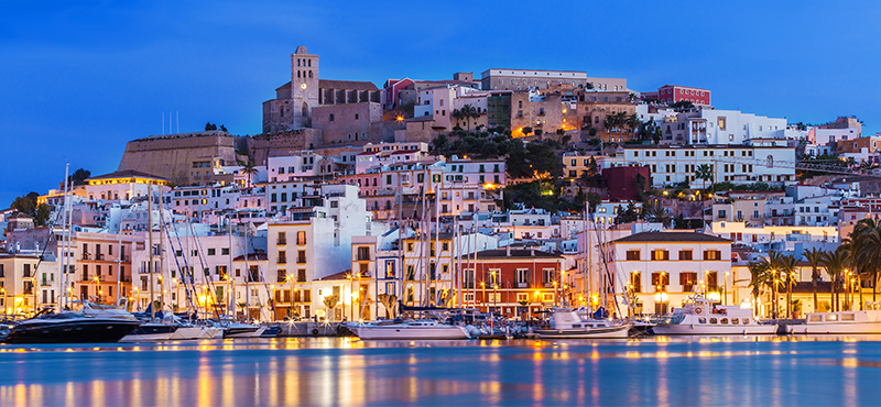 ibiza - top destinations for your stag or hen do