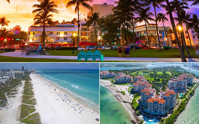 miami honeymoon - Top honeymoon destinations in America