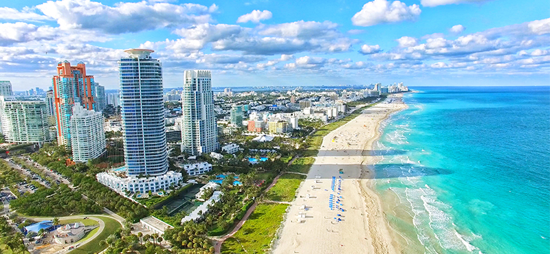 miami - top destinations for your stag or hen do