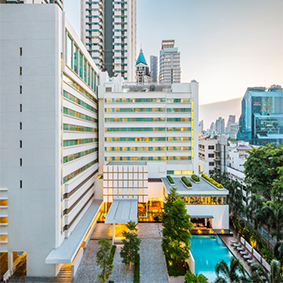 COMO Metropolitan Bangkok - Luxury Bangkok Honeymoon Packages - thumbnail